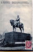 St-Petersbourg. Monument De L'Empereur Alexandre III - Russia
