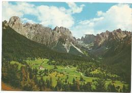 T3085 Primiero (Trento) - Panorama Con La Conca Dei Piereni Ed Il Gruppo Dei Canali / Viaggiata 1991 - Italie