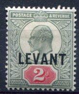 Levant Britannique          15 * - British Levant