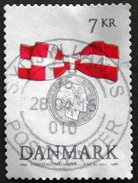 Denmark 2015   Royal Medail.   Minr.1827  ( O)    ( Lot  L 1637   )