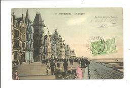 Oostende Ostende La Digue ( Gekleurd ) - Oostende