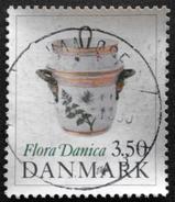 Denmark 1990 ,, Flora Danica´´ The Royal Danish Porcelain   Minr.979 ( O) ( Lot  L 1631)