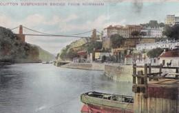 AN84 Clifton Suspension Bridge From Rownham - Bristol