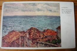 Croatia, Dubrovnik, Ragusa, Art A. Slavicek, More U Dubrovnika, Meer Bei Ragusa, Us, 1913 - Croatie