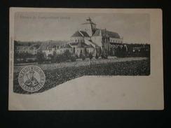 Ref5653 AB CPA De Abbaye De Fontgombault (Indre) - La Basilique - Ch. Arambourou Photo. 1910