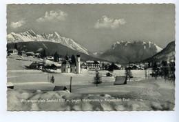 Seefeld In Tirol, Gegen Wetterstein Und Karwendel - Seefeld