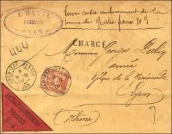 ORAN-KARGUENTHA / ORAN / N° 94 Sur Envoi Contre-remboursement De Moins De 50g (valeur : 4,80 Frs) Pour Lyon...