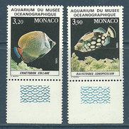 Monaco - 1985 - N° 1485 Et 1486 - Neuf ** TTBE -
