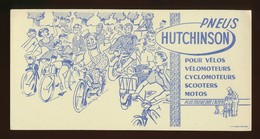 Buvard - HUTCHINSON PNEUS - Blotters