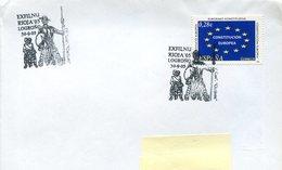 18857 Spain, Special Postmark Logrono 2005,  Miguel De Cervantes , Don Quixote - Scrittori