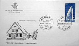 Denmark 1992 SEVILLA Minr.1036 FDC ( Lot  6280 )    COVER  AARHUS Den Gamle By - FDC