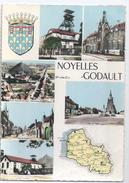 CPSM DE NOYELLES GODAULT,62,DANS LES ANNEES 1965 - Altri Comuni