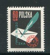 POLOGNE- Y&T N°940- Neuf Avec Charnière * - 1944-.... Republik