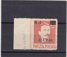1945  Mi. 389, Scott 362, Yvert 437 Mint Never Hinged