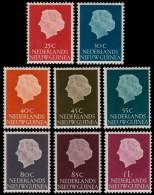 ~~~ Netherlands New Guinea 1954 - Juliana Definitives - NVPH 30/37 ** MNH ~~~ - Netherlands New Guinea