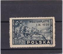 1945  Mi. 407, Scott B41, Yvert 454 Mint Never Hinged