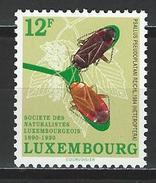 Luxemburg  Mi 1247 ** MNH Psallus Pseudoplatani