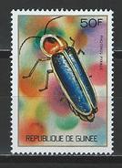 Guinea Mi 665 ** MNH Photinus Pyralis