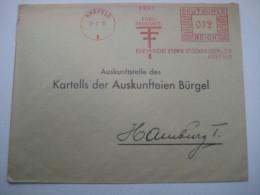 Firmen Freistempel , Meterstempel Auf Beleg Aus   1933 , Krefeld