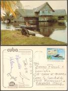 Cartolina Cuba 1997 - Cartes Postales