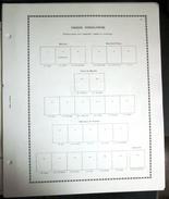 Feuilles France Yvert Et Tellier - Fin De Catalogue - Timbres