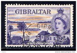 GIBRALTAR - 140° - BAIE ROSIA ET LE DETROIT