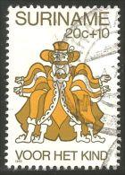 836 Suriname Costume Abeille Bee Biene Miel Honey Honig (S-SUR-046)