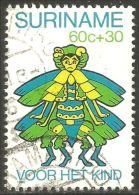 836 Suriname Costume Abeille Bee Biene Miel Honey Honig (S-SUR-047)