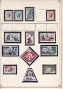 Monaco - Collection Vendue Page Par Page - Timbres Oblitérés / Neufs */** - B/TB