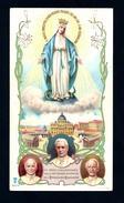 ED. S.L.E. NR. 215  - B.V. IMMACOLATA. - E - PR - Mm.  68 X 122 - Religione & Esoterismo