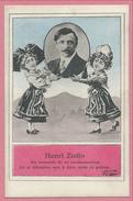 Carte Signée Henri ZISLIN - Carte Politique - Portrait - En Souvenir De Sa Condamnation à 2 Mois De Prison - Ilustradores & Fotógrafos