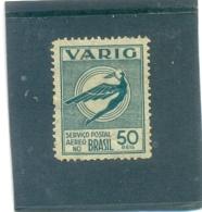 1933 BRESIL Poste Aérienne Y & T N° 29 ( X ) 50r - Airmail