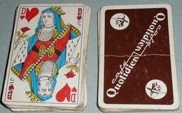 Rare Ancien Jeu De 32 Cartes Publicitaires, Pub Café Quotidien, Cafés - 32 Cartes