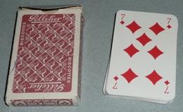 Rare Ancien Jeu De 32 Cartes Publicitaires, Pub Biscottes Pelletier, Biscotte - 32 Cards