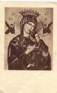 Devotie - Devotion - Missie - Huismissie - Mariajaar St Pietersparochie Turnhout 1954 - Faire-part