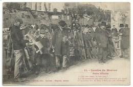 21 Saulieu - Foire - Marchand De Joug - Saulieu