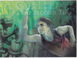 Postcard - Harry Potter - The Second Task - New Unused - Postcards