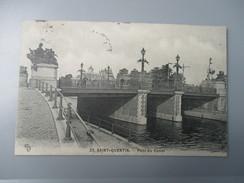 CPA 78 SAINT QUENTIN PONT DU CANAL - St. Quentin En Yvelines