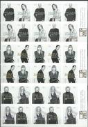 Australia 2005 Australian Legends Fashion Designers.Moda.Vogue.3 Booklets ( Self Adhesive Stamp ).MINT.MNH