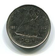 1992  Canada 10c Coin - Canada