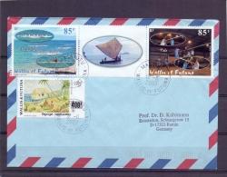 Wallis Et Futuna -Mata Utu 12/2/2007     (RM11463) - Bateaux