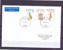 Slovenija -  Cupa - Ljubljana 20/9/2005   (RM11534) - Schiffe