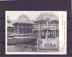 Rép. De Dahomey - Village Ganvie -  Porto Novo 11/8/1960  (RM11537) - Ships