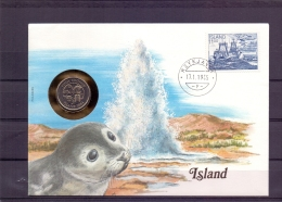 Island - Reykjavik 17/1/85  (RM11584) - Bateaux