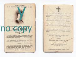 Maringues Ou Environs, Mémento De Madeleine Tarayre, 20/06/1931, 21 Ans, Souvenir Mortuaire à Localiser - Images Religieuses