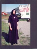 Gronland - FDC -  Tasiilaq 5/2/2001 - (RM11808)