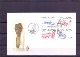 Gronland - FDC -  Tasiilaq 5/2/2001 - (RM11810)