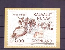 Gronland - FDC -  Ilulissat 15/10/1981  (RM11812)