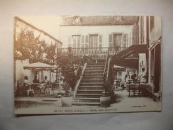 Carte Postale Semur (21) L'Hotel Des Gourmets   (Petit Format Non Circulée) - Semur