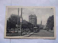 LIMOGES Place Jourdan Et Le Square 14 - Limoges